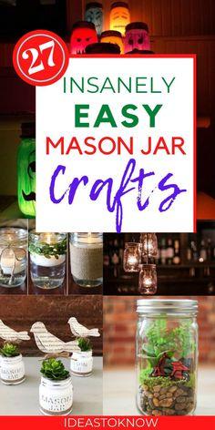 Mason Jar Projects, Mason Jar Crafts, Bottle Crafts, Gift Jars, Jar Gifts, Mason Jar Lids, Mason Jar Candles, Christmas Lanterns, Christmas Crafts