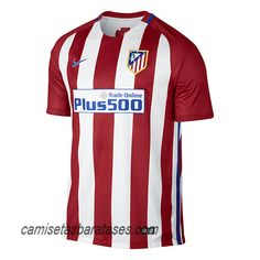 Camiseta Atletico Madrid Primera Equipacion 2016 17 Fussball 3ea34d8b3df36