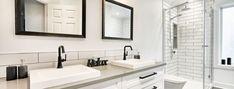 Double Vanity, Sink, Mirror, Bathroom, Nova, Furniture, Home Decor, New Kitchen, Bath