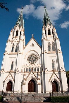 Catholic Church in Savannah, GA I want to get married at a church but somewhere different