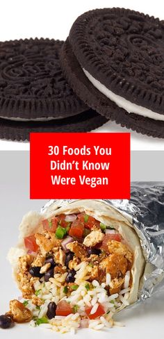 Take a look at these common and surprisingly vegan foods, just don't try to convince yourself they're healthy.