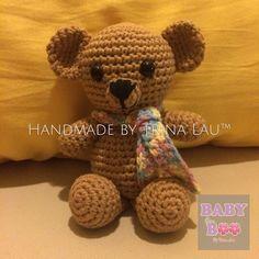 Visit more at: http://handmadebytrinalau.blogspot.my/search/label/Amigurumi