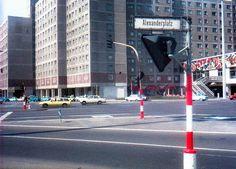 Berlin | DDR. Alexanderplatz, 1988. Johan van Elk