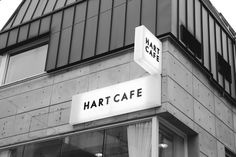 Branding for HART Cafe by Triangle StudioDefined bysimplicity...