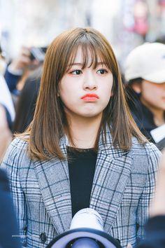 The Most Beautiful Girl, Beautiful Asian Girls, Kpop Girl Groups, Kpop Girls, Medium Hair Styles, Short Hair Styles, Korean Haircut, Pre Debut, Yu Jin