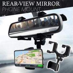 Mobile Holder For Car, Phone Holder For Car, Bmw Accessories, Must Have Car Accessories, Car Mount Holder, Car Phone Mount, Smartphone Holder, Car Rear View Mirror, Premium Cars