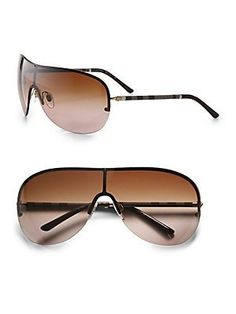 Burberry BE3063 Sunglasses - 1145/13 Pale Gold (Brown Gradient Lens) - 138mm Burberry. $155.77. Save 34%!