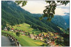 Tiny country, giant scenery - Liechtenstein.