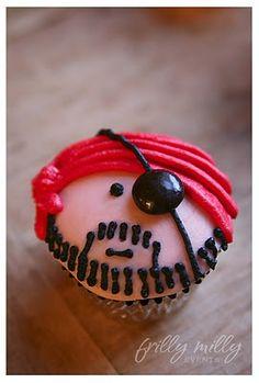 Cupcake photo | Cakes Sweets and Food pics   #cupcakespics #chocolate #cupcakes