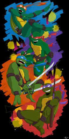 Teenage Mutant Ninja Turtles Ninga Turtles, Ninja Turtles Art, Ninja Turtles Shredder, Teenage Ninja Turtles, Tmnt 2012, Grinch, Fandoms, Geek Stuff, Nerd