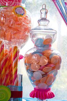 "Photo 7 of 332: SWEET SHOP YUMMILAND CANDYLAND / Birthday ""McKenna's Candyland"" | Catch My Party"