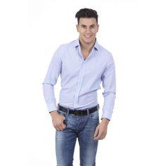 Versace 19.69 Abbigliamento Sportivo Srl Milano Italia Mens Classic Shirt 307 VAR. 120