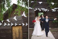 Guirlanda de passarinhos