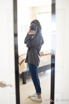 Meghan, Love this jacket! Market & Spruce Angelo Anorak Cargo Jacket. north & dale : stitch fix | february fix review