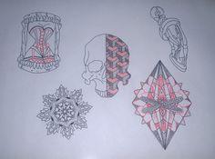 Soul Tattoo, Tattoo Flash Art, Vintage Soul, Rock N, Leicester, Tattoo Studio, Tattoo Designs, Ink, Tattoos
