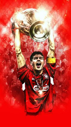 Steven George Gerrard MBE (born 30 May Whiston, Merseyside) is an English professional football manager & former… Liverpool Fc Managers, Liverpool Captain, Gerrard Liverpool, Liverpool Champions League, Salah Liverpool, Liverpool Soccer, Liverpool Legends, Liverpool Players, Liverpool Football Club