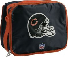 Chicago Bears Lunch Bag Tote by Concept 1. $10.99. Take your favorite team to lunch with this versatile Chicago Bears Lunch Bag. Features screen printed team logo and NFL logo.. Save 45% Off!
