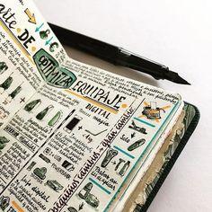 Cuando ves un cuaderno de viajes de José Naranja sientes la necesidad de cogerlo y abrirlo para viajar tú también entre sus páginas.