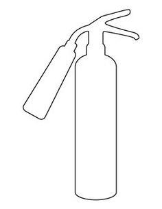 Fire Extinguisher Pattern