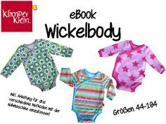 klimperklein: eBook Wickelbody online!