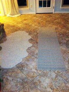 Sheepishly Simple | DO or DIY rug ideas
