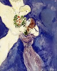 Lovely Chagall painting