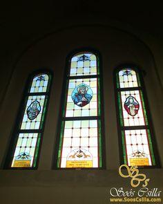Kirchen, Jukebox, Glass, Leaded Glass Windows, Stained Glass, Drinkware, Yuri