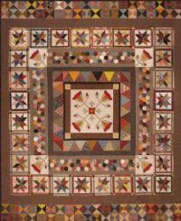 Rajah Revisited Quilt by Lessa Siegele. Quilt by 2SewTextiles ... : quilt shops in scotland - Adamdwight.com
