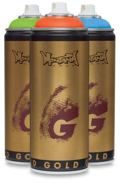 Montana Gold Spray Paints