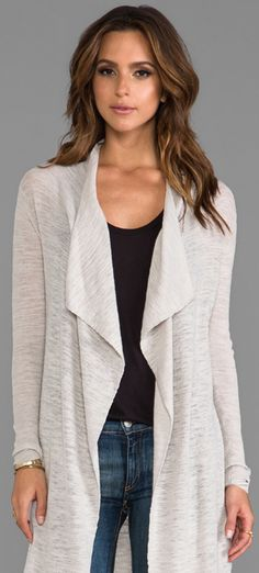 American Vintage Wrappingers Cardigan