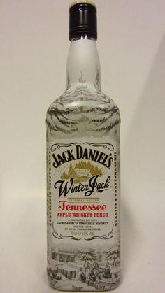 Jack Daniels Winter Jack Apple Whiskey Punch