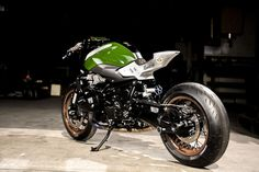 BMW R1200R Cafe Racer 7