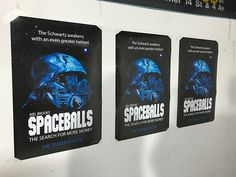 """Spaceballs 2 - The Teaser Poster 
