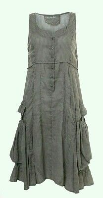 I see how one could make complicated/fun side panels to an otherwise simple dress pattern Mori Fashion, Womens Fashion, Mein Style, Moda Casual, Mori Girl, Couture, Linen Dresses, Dress Me Up, Dress Patterns