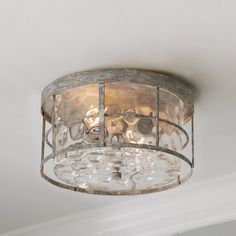 Coastal Cottage Ceiling Light - Shades of Light