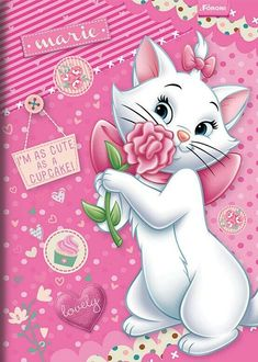 marie, Disney, cat, the aristocats Kitty Wallpaper, Cartoon Wallpaper, Mickey Mouse Wallpaper, Disney Phone Wallpaper, Cute Girl Wallpaper, Mobile Wallpaper, Gatos Disney, Disney Cats, Marie Aristocats