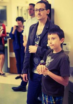 Chester and son