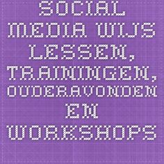 Social Media Wijs - Lessen, trainingen, ouderavonden en workshops - Social Media Wijs