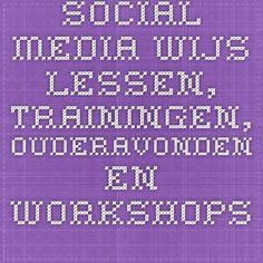 Social Media Wijs - Lessen, trainingen, ouderavonden en workshops - Social Media Wijs