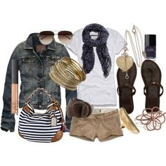 ThanksThis outfit looks so comfy casual for summer awesome pin