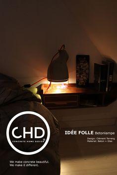 idee folle kann auch gelegt werden und um zum beispiel die wand anleuchten so wrde - Coole Nachttischlampen
