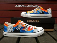 Converse Low Top Shoes Hand Painted Custom Canvas Shoes Men Women Fashion Sneaker on Etsy, $79.99