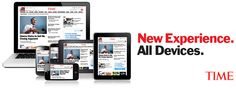 More than nine decades that the weekly stalwart of news and current events has come to us with gripping articles, stunning pictures, and the epitome [. Online Web Design, Responsive Web Design, Time Magazine, Current Events, Email Marketing, Apocalypse, No Time For Me, New Experience, Bring It On