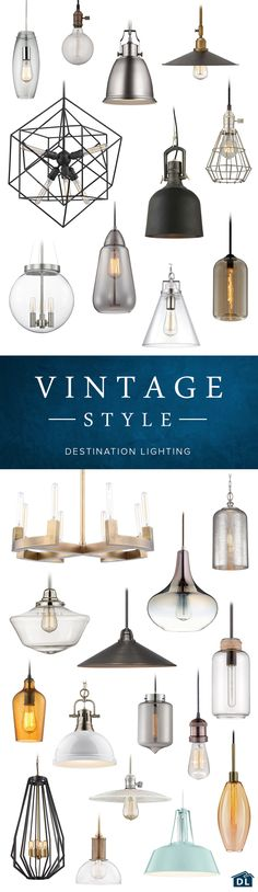 Classically beautiful, yet brazenly modern. Vintage style is everything you need right now.