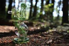 bong oil shatter dabs errl 710 wax oil rig mothership heady glass glass art erl honey bucket worked glass