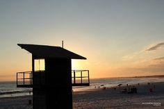 Praia Grande no fim de tarde.  Arraial do Cabo, Rio de Janeiro.