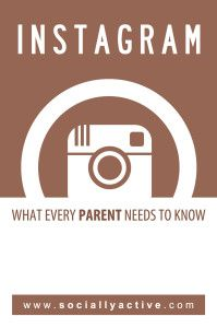 instagram, what every parent needs to know