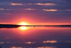 'The friday evening sun-set' by irio Evening Sun, Friday, Celestial, Sunset, Landscape, Night, Outdoor, Sunsets, Outdoors