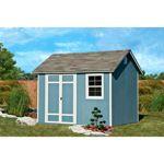 Brampton 10' x 8' Wood Storage Shed Costco