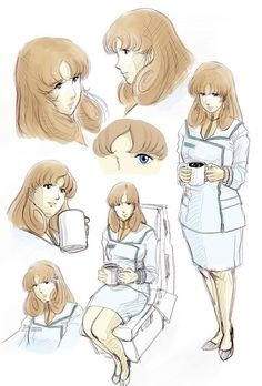 Lisa Hayes robotech macross